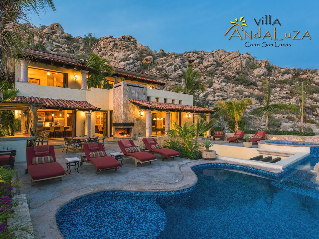 Private Luxury Villa In Pedregal Overlooking Ocean W Concierge House Chef Share Cabo San Lucas