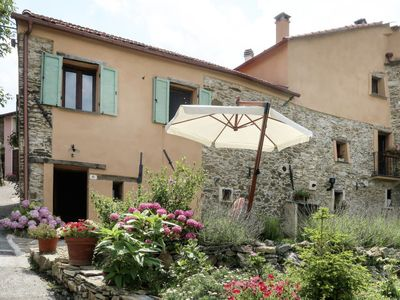 Photo for Vacation home Lucrezia (CSB217) in Colle San Bartolomeo/Cesio/Caravonica - 5 persons, 3 bedrooms