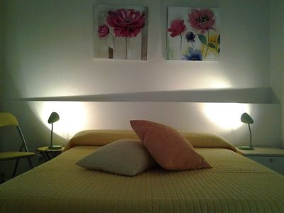 Photo for two bedrooms terrace wi-fi parking-winter long-term price degressive