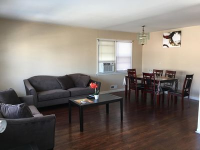 Photo for 3Brm +1 bathrm Home, Quiet, Close to New York City