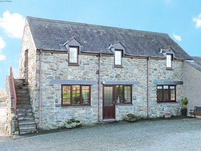 Photo for Pet friendly with Panoramic Views of the Snowdonia Mountains