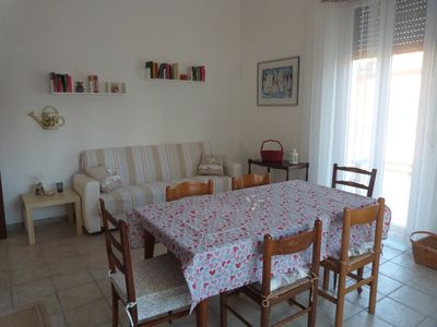 Photo for Apartment near the sea with large balcony