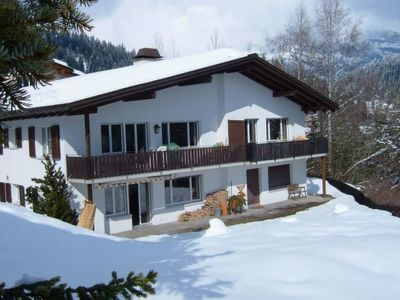 Photo for Apartment Surrieven / Zwicker in Laax - 4 persons, 2 bedrooms