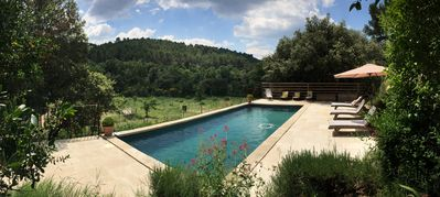 Photo for Provencal farmhouse at the foot of Sainte Victoire / Aix-en-Provence