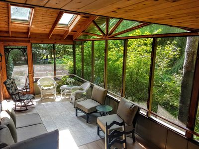 Large, 5 bdrm family cottage in Southcott Pines Grand Bend