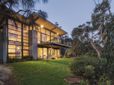 Photo for SKENES BEACH HOUSE - STUNNING OCEAN VIEWS AMONGST A NATURAL BUSH SETTING