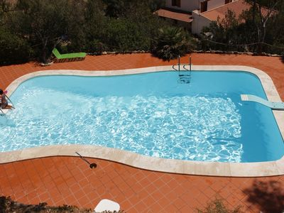 Photo for Villa with pool near the sea Villasimius-Geremeas