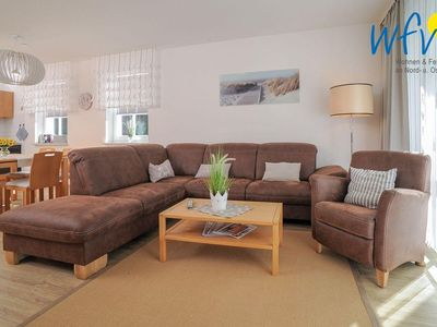 Photo for High quality apartment on Rügen with sunny balcony!