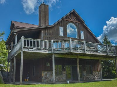 Spacious home less than 1 mile from Wisp Resort!