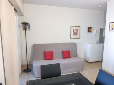 Photo for Apartment Le Nadir in Fréjus - 4 persons, 1 bedrooms