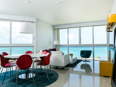 Photo for If you want a beautiful OCEAN VIEW, this is the condo for you!  Blue-626