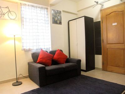 Soho central chic cozy 1br right in town 2mins MTR