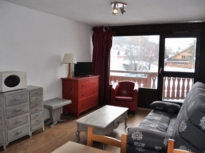 Photo for Résidence Plein Sud A - Studio for 4 People