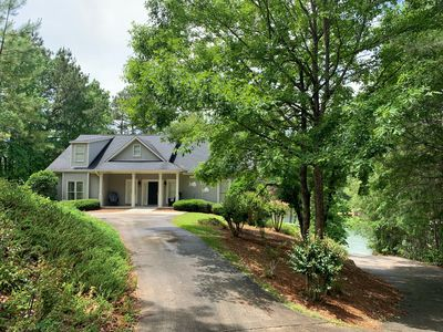Photo for Lakefront on Lake Martin, Private Boat Ramp, Close to Auburn, New to VRBO!