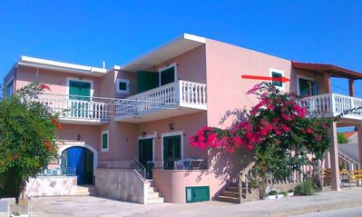 Photo for Apartment in the center of Sućuraj with Air conditioning, Parking, Terrace (315769)