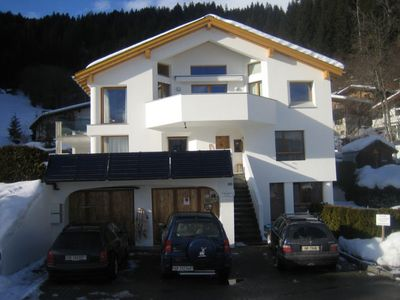Photo for Laax Apartment, Sleeps 2 with WiFi