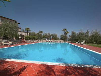 Photo for Holiday Home in Soiano del Lago with Garden & Pool