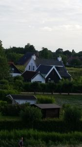 Photo for country house furnished with great taste.  close to the sea and beach and polders