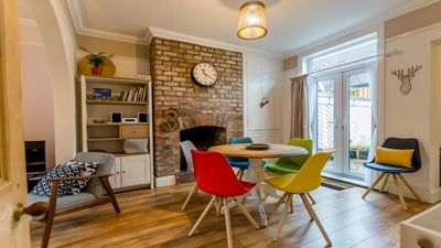 Photo for Quirky 3 bedroom house