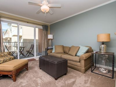 Photo for Enjoy this bay view unit within the  bayfront  Makai