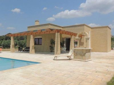 Photo for Vacation home Villa Krizia in Torre Pali - 4 persons, 2 bedrooms