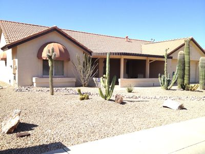 Beautiful Newly Remodeled Totally Furnished Two Bedroom Home.