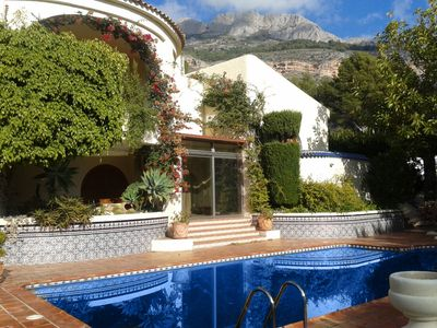 Photo for Villa in Sierra Altea