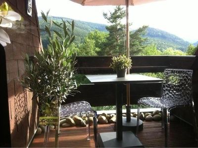 Photo for Alsace, 2 rooms, 3-4 persons, Duplex in contact with nature.