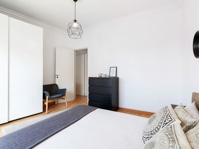 Photo for Minimalist 2BDR Apt in Lisbon, excellent location