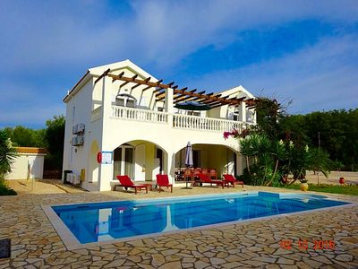 Photo for Villa Diana Kefalonia in Idyllic  Countryside Setting with Large Private Pool.