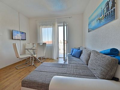 Photo for Apartment in the center of Selce with Parking, Internet, Air conditioning, Pool (344934)