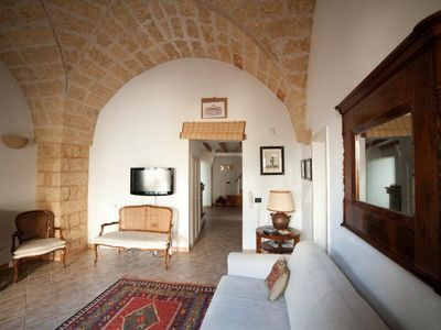 Photo for Holiday apartment Specchia for 2 - 6 persons - Holiday apartment