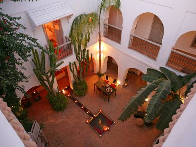 Amazing Authentic Riad (House) In Central Marrakech