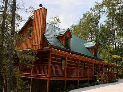 Photo for Laughing Bear - Sleeps 8