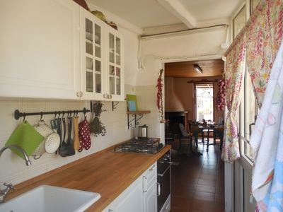 Photo for Charming family home in the heart of the historical centre of Tropea