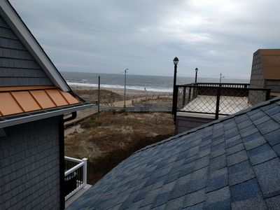 View Of Ocean From 3rd Floor Deck