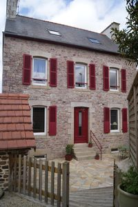 Photo for Seaside house in Paimpol on the coast of armor at 400 m from the beach