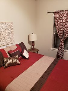 Photo for Bold & Beautiful Private Bedroom