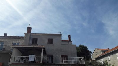 Photo for Apartment in Postira (Brač), capacity 6+0