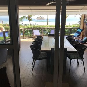Photo for House for sale in front of the sea in condominium closed in the Beach of Juquehy