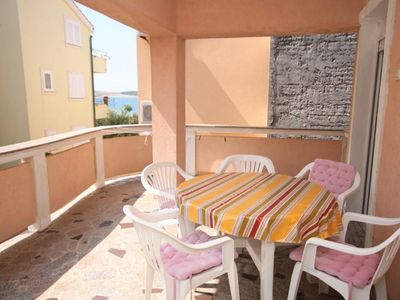Photo for Two bedroom apartment near beach Povljana (Pag)