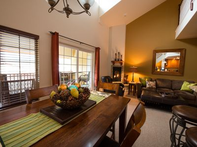 Photo for Leavenworth Vacation Rental, Luxury , Downtown,  Amazing Mountain View Condo,