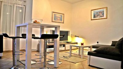 Photo for Aquamare apartment, center of city, perfect location, absolute quite place