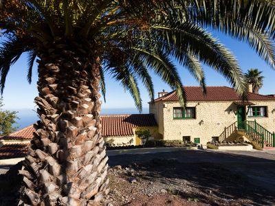 Photo for SECLUDED, SUNNY, COZY, RURAL CASITA LA BRENDA WITH FREE WIFI &  OPEN FIREPLACE