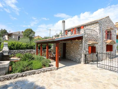 Photo for Holiday house in Mediterranean-style - stone house