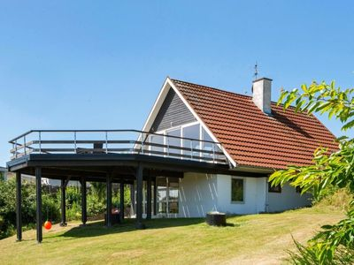 Photo for Vacation home Egsmark Strand in Ebeltoft - 6 persons, 4 bedrooms