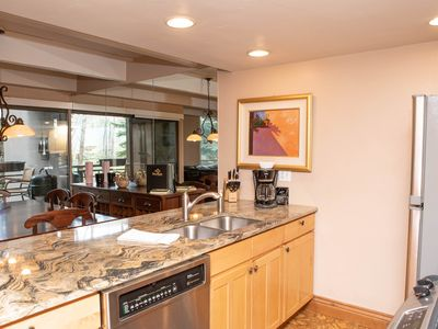 Photo for Vail International #111 Beautiful Condo Minutes from Vail Ski Lifts