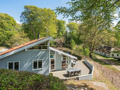 Photo for Bright 12 Person Holiday Home in Glesborg near the Beach