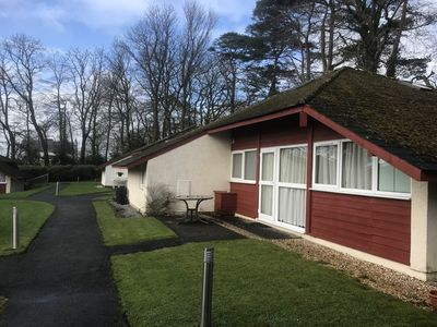 Photo for Gorgeous lodge amroth near tenby