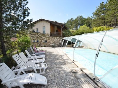 Photo for Holiday Villa in Marignac-en-Diois with swimming pool to beautiful garden